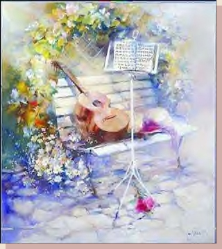 Music Was My First Love, by Willem Haenraets